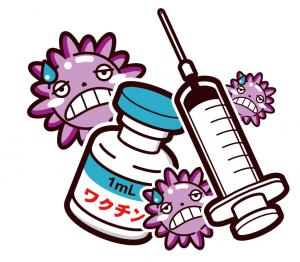 インフルエンザの予防接種は必要ありません!