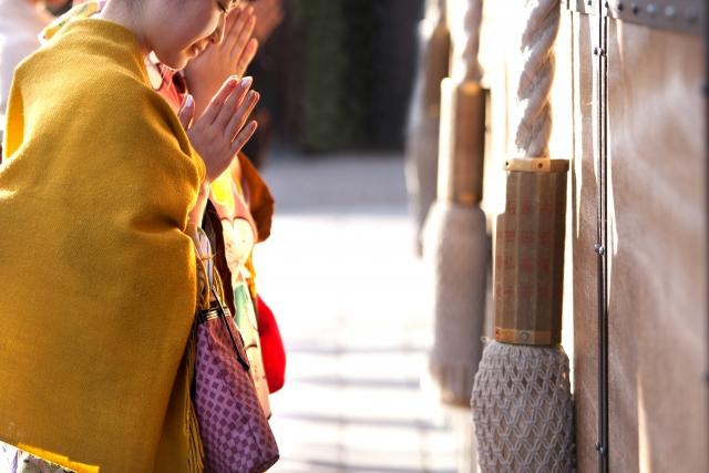 「神社のお願い」の画像検索結果